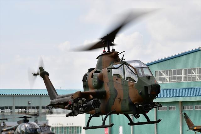 welderさんが、目達原駐屯地で撮影した陸上自衛隊 AH-1Sの航空フォト(飛行機 写真・画像)