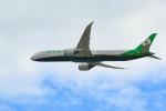 Astechnoさんが、関西国際空港で撮影したエバー航空 787-10の航空フォト(写真)