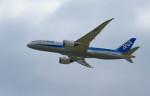 Astechnoさんが、関西国際空港で撮影した全日空 787-8 Dreamlinerの航空フォト(写真)