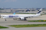 SSB46さんが、関西国際空港で撮影したフィンエアー A350-941XWBの航空フォト(写真)