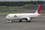 senyoさんが、成田国際空港で撮影した日本航空 767-346/ERの航空フォト(写真)