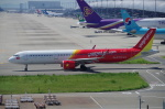 SSB46さんが、関西国際空港で撮影したベトジェットエア A321-271Nの航空フォト(写真)