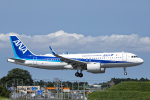 SGR RT 改さんが、成田国際空港で撮影した全日空 A320-271Nの航空フォト(写真)