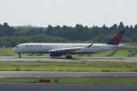 神宮寺ももさんが、成田国際空港で撮影したデルタ航空 A350-941XWBの航空フォト(写真)