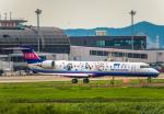 Cygnus00さんが、仙台空港で撮影したアイベックスエアラインズ CL-600-2C10 Regional Jet CRJ-702ERの航空フォト(写真)