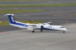 ワイエスさんが、中部国際空港で撮影したANAウイングス DHC-8-402Q Dash 8の航空フォト(写真)
