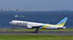 オキシドールさんが、羽田空港で撮影したAIR DO 767-33A/ERの航空フォト(写真)