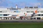 EosR2さんが、鹿児島空港で撮影したジェットスター・ジャパン A320-232の航空フォト(写真)