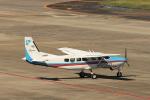 MIRAGE E.Rさんが、名古屋飛行場で撮影した共立航空撮影 208B Grand Caravanの航空フォト(写真)