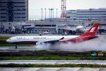 まいけるさんが、羽田空港で撮影した上海航空 A330-343Xの航空フォト(写真)