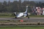 イソロクガトブさんが、小松空港で撮影したANAウイングス DHC-8-402Q Dash 8の航空フォト(写真)