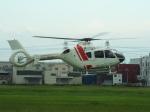 otromarkさんが、八尾空港で撮影した昭和リース EC135P2+の航空フォト(飛行機 写真・画像)