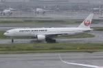 しゃこ隊さんが、羽田空港で撮影した日本航空 777-289の航空フォト(写真)