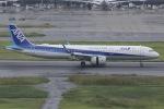 しゃこ隊さんが、羽田空港で撮影した全日空 A321-272Nの航空フォト(写真)