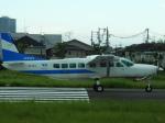 otromarkさんが、八尾空港で撮影した第一航空 208B Grand Caravanの航空フォト(写真)