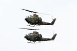 T.Sazenさんが、中部方面総監部で撮影した陸上自衛隊 AH-1 Cobraの航空フォト(写真)