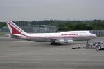 senyoさんが、成田国際空港で撮影したエア・インディア 747-337Mの航空フォト(写真)