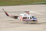 デデゴンさんが、石見空港で撮影した西日本空輸 412EPの航空フォト(写真)