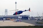 LEVEL789さんが、高松空港で撮影した大分県警察 206L-3 LongRanger IIIの航空フォト(写真)