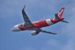 we love kixさんが、関西国際空港で撮影したフィリピン・エアアジア A320-216の航空フォト(写真)