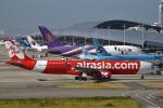 we love kixさんが、関西国際空港で撮影したタイ・エアアジア・エックス A330-343Xの航空フォト(写真)