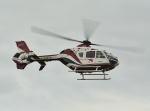 パンサーRP21さんが、群馬ヘリポートで撮影した読売新聞 EC135P2の航空フォト(写真)