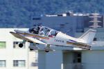 yabyanさんが、名古屋飛行場で撮影した日本個人所有 DR-400-180R Remorqueurの航空フォト(飛行機 写真・画像)