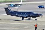 yabyanさんが、名古屋飛行場で撮影したデンマーク企業所有 PC-12/47Eの航空フォト(飛行機 写真・画像)