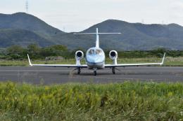 Gambardierさんが、岡南飛行場で撮影した日本法人所有 HA-420の航空フォト(写真)