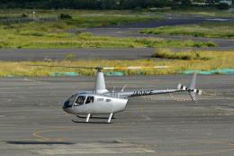 Gambardierさんが、岡南飛行場で撮影した匠航空 R66 Turbineの航空フォト(写真)