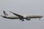 camelliaさんが、成田国際空港で撮影したエティハド航空 777-3FX/ERの航空フォト(写真)