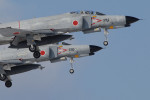 banshee02さんが、茨城空港で撮影した航空自衛隊 F-4EJ Kai Phantom IIの航空フォト(写真)