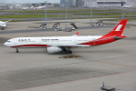 Tia spotterさんが、羽田空港で撮影した上海航空 A330-343Xの航空フォト(写真)