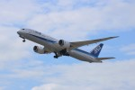 ヒロジーさんが、広島空港で撮影した全日空 787-9の航空フォト(写真)