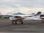 White Pelicanさんが、名古屋飛行場で撮影したトライスター航空 172M Skyhawkの航空フォト(写真)