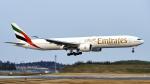 FlyingMonkeyさんが、成田国際空港で撮影したエミレーツ航空 777-31H/ERの航空フォト(写真)