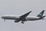 camelliaさんが、成田国際空港で撮影したパキスタン国際航空 777-2Q8/ERの航空フォト(写真)