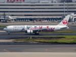 名無しの権兵衛さんが、羽田空港で撮影した日本航空 767-346/ERの航空フォト(写真)