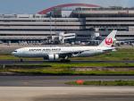 名無しの権兵衛さんが、羽田空港で撮影した日本航空 777-289の航空フォト(写真)