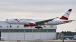 FlyingMonkeyさんが、成田国際空港で撮影したオーストリア航空 777-2B8/ERの航空フォト(写真)