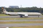 sky-spotterさんが、成田国際空港で撮影したエティハド航空 777-3FX/ERの航空フォト(写真)