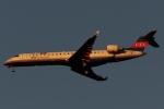 木人さんが、成田国際空港で撮影したアイベックスエアラインズ CL-600-2C10 Regional Jet CRJ-702ERの航空フォト(写真)
