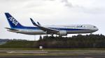 FlyingMonkeyさんが、成田国際空港で撮影した全日空 767-381/ERの航空フォト(写真)