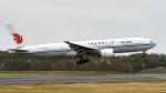 FlyingMonkeyさんが、成田国際空港で撮影した中国国際航空 777-2J6の航空フォト(写真)