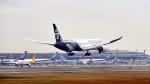 FlyingMonkeyさんが、成田国際空港で撮影したニュージーランド航空 787-9の航空フォト(写真)