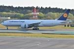 amagoさんが、成田国際空港で撮影したルフトハンザ・カーゴ 777-FBTの航空フォト(写真)