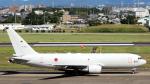 captain_uzさんが、名古屋飛行場で撮影した航空自衛隊 KC-767J (767-2FK/ER)の航空フォト(写真)