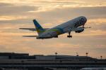 こうきさんが、新千歳空港で撮影したAIR DO 767-381の航空フォト(写真)