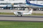 たにやん99さんが、高松空港で撮影した岡山航空 172R Skyhawkの航空フォト(写真)