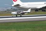 たにやん99さんが、高松空港で撮影した岡山航空 G58 Baronの航空フォト(写真)